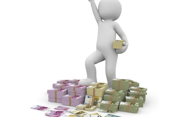お金の上に立つ人|KEN'S BUSINESS(ケンズビジネス)|職場問題の解決サイト中間管理職・サラリーマン・上司と部下の「悩み」を解決する情報サイト