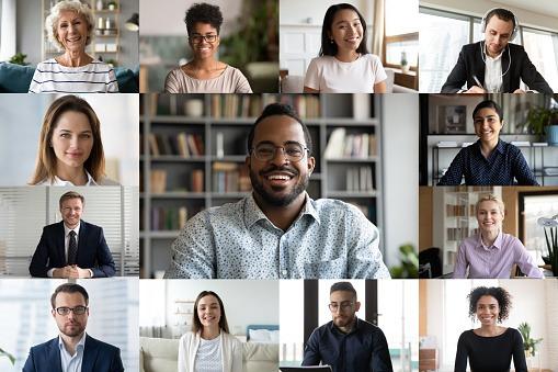 オンライン会議の写真|KEN'S BUSINESS|ケンズビジネス|職場問題の解決サイト中間管理職・サラリーマン・上司と部下の「悩み」を解決する情報サイト
