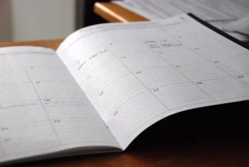 スケジュール手帳|KEN'S BUSINESS|ケンズビジネス|職場問題の解決サイト